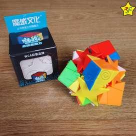 Skewb Polaris Cubo Rubik Redi Mod Moyu Mofangjiaoshi Hibrido