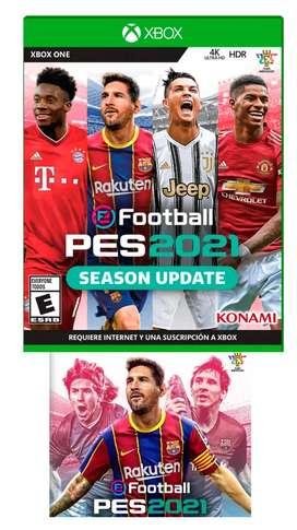 PES 21 Xbox One Edicion Juventus