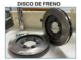 DISCOS DE FRENO - MARCAS CHINAS, GREAT WALL ,HAVAL, DFSK Y MAS