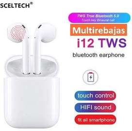 Mejores Audifonos  I12 Tws Bluetooth Touch Bluetooth