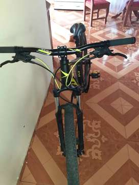 Bicicleta cliff moddy