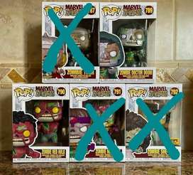 Venta de funko pop Marvel zombies