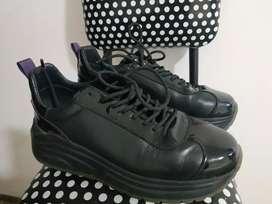 Zapatos tenis plataforma H&M originales