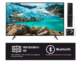 "TV SAMSUNG 4K UHD 55"" NUEVO"