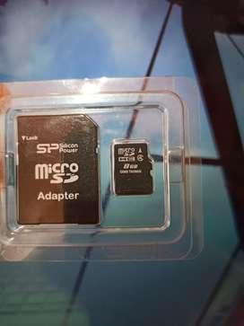 Micro SD- 8GB Taiwan