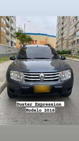 Renault Duster 1.6 Modelo 2016