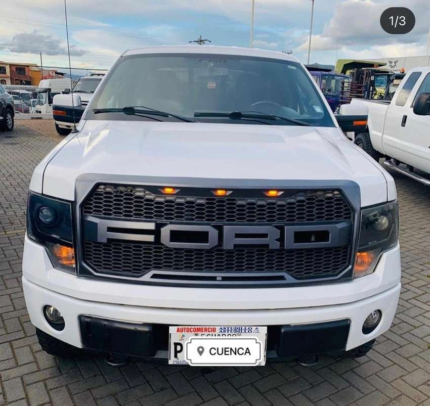 Ford F150 FX4 2013 0