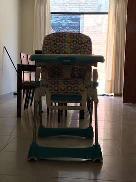 Mesa para bebe Infanti