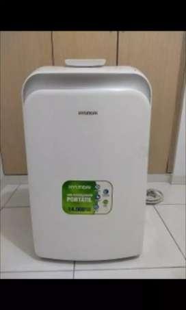 Se vende aire acondionado portatil