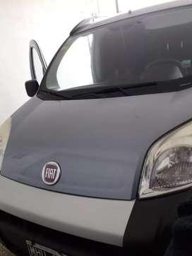 Fiat fiorino cubo 2013 flamante única mano 57000 km
