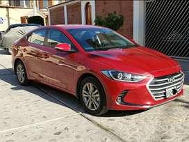 Hyundai Elantra GL 2017 - Aut. Secuencial 5500 kms