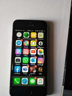 Vendo cambio iphone 5s 64gb