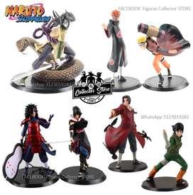 Figura Minato Naruto Madara Figura Itachi Kurama Figura sasuke