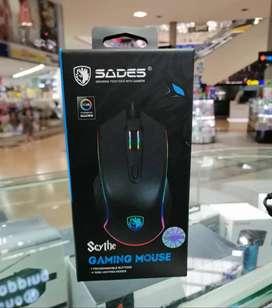 Mouse Gaming sads Ref. scythe
