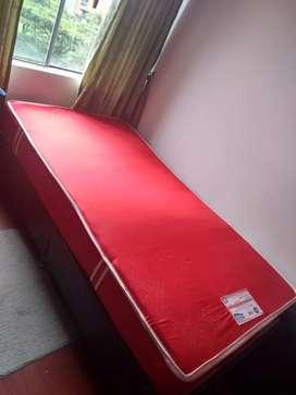 Base cama y colchón