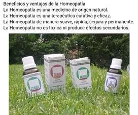 Kit Detoxificador corporal homeopatico desintoxica todos los órganos