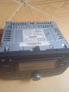 Vendo radio Bluetooth de Logan original