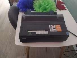 Impresora de puntos epson