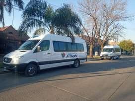 Vendo Sprinter 515 2012 minibus 19 +1