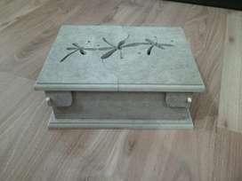 Caja de madera empaque