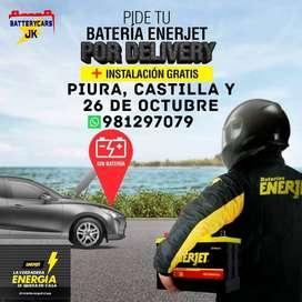 Baterías para autos