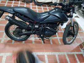 Vendo o cambio moto akt 200