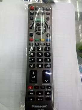 Control Remoto Televisor panasonic viera
