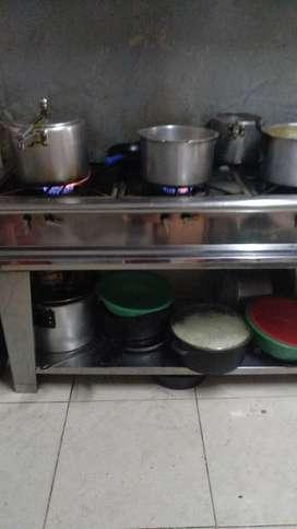 Ganganso Vende Entable para Restaurante