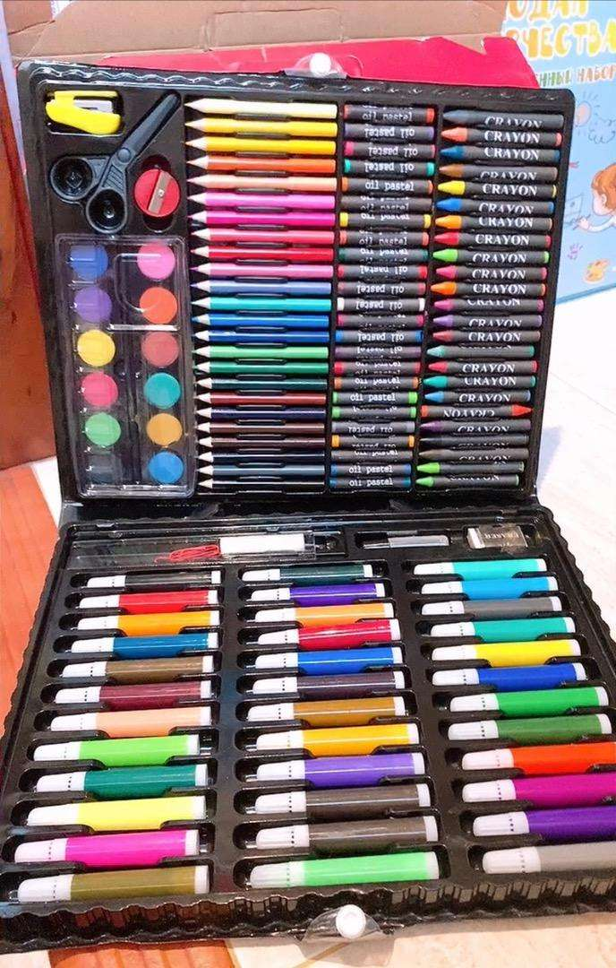 Colores y marcadores