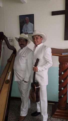 Trio de Musica Llanera los del ayer y los de Hoy Juntos
