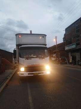 Vendo camion isuzu