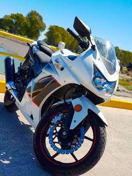 Yamaha Ninja 250 2011