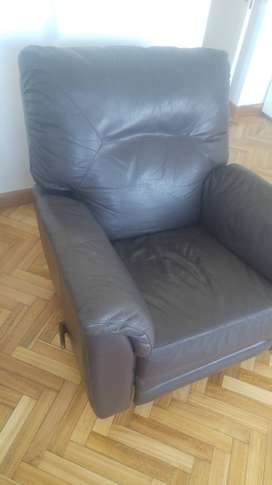 Sillon Reclinable - Cuerina