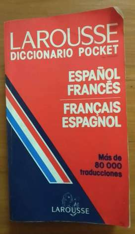 Diccionario FRANCÉS-ESPAÑOL, Larousse