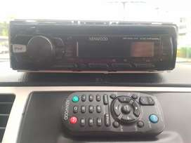 Reproductor Kenwood 100%