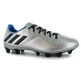 Guayos Adidas Messi 16.4 Fg, Grises Nuevos