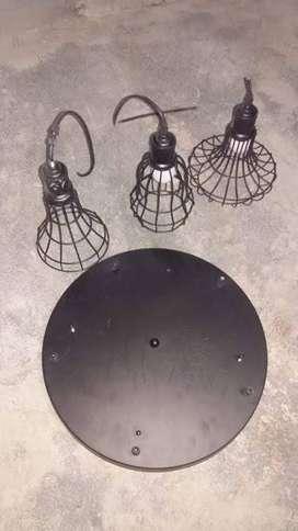 VENDO LAMPARA DE COLGAR