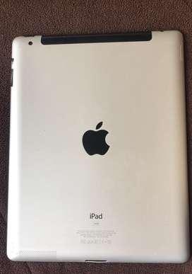 iPad 2de 16 Gb y sim