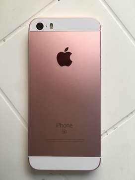 Iphone SE 128GB Golden Rose
