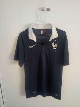 Camisetas de Fútbol ORIGINALES - FRANCIA, ITALIA, A. MADRID