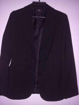 Blazers, chaquetas mujer talla S  --usado ver descripción