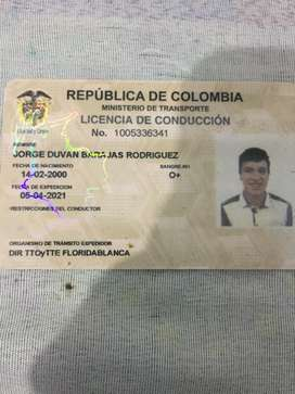 Busco empleo licencia c2 responsable