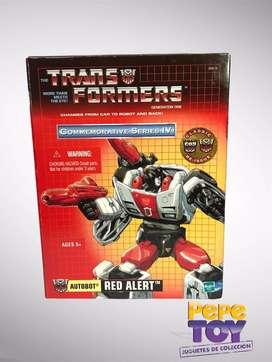 Transformers Red Alert G1