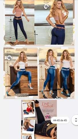 Jeans para dama domicilio gratis