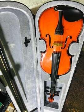3/4 violin genova