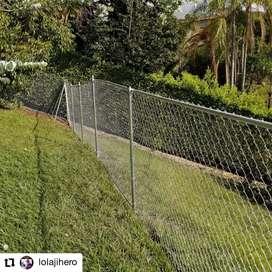 Cerramientos perimetrales pereira