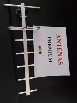 Antenas  PREMIUM la mejor Antena para tv digital abierta DBVT2