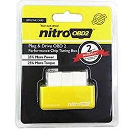 NitroOBD2 encuentra el poder oculto de tu vehiculo!