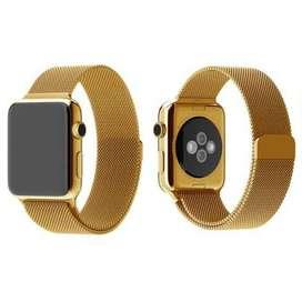 Correa Apple Watch Metálica Acero Inoxidable 38mm 42-44mm