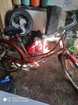 Bicicleta de reliquia 110 años todo está original